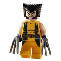 Wolverine Estilo Lego