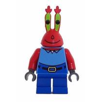 Lego Original Bob Esponja - Sr Sirigueijo - Frete R$6,00