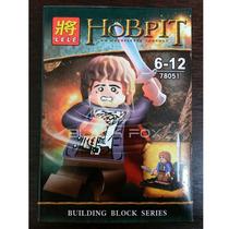 O Hobbit Senhor Dos Aneis Lele Compatível Com Lego Modelo 6