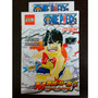 Ruffy Luffy D. Monkey One Piece Jlb Compatível Com Lego