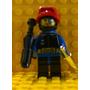 Lego Aventureiro Espacial Com Armas - Frete Grátis!