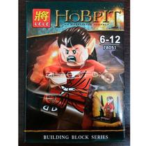 O Hobbit Senhor Dos Aneis Lele Compatível Com Lego Modelo 3