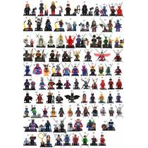 Kit 12 Bonecos - Super-heróis/vingadores/star Wars/ultron