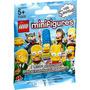 Lego Minifigures - Série The Simpsons (coleção Completa)