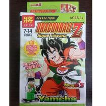 Yamcha Dragon Ball Z Lele Compatível Com Lego