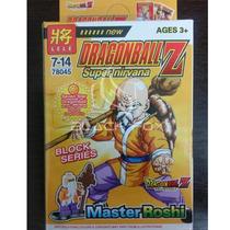 Mestre Kame Roshi Dragon Ball Z Lele Compatível Com Lego