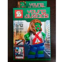 Miss Martian Young Justice Sluban Compatível Com Lego