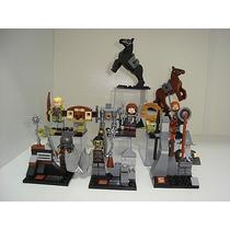 Senhor Dos Anéis E Hobbit The Tower Of Orthanc Lego