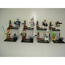 Star Wars Saga Troppers Capitão Rex Blocos De Montar Lego