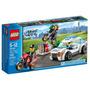 Lego City 60042 Perseguição De Polícia Em Alta Velocidade