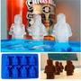 Forma Em Silicone Para Gelo/ Chocolate Lego