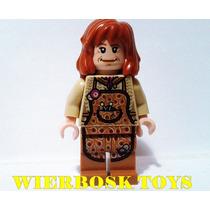 Coleção Lego Harry Potter - Molly Weasley Set 4840 Rarissimo
