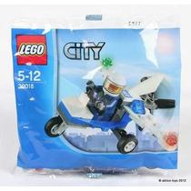 Lego City 30018 - Police Plane Policia