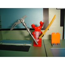 Anúncio Especial Ninjago Fangdam Serpentine + Skales Lego