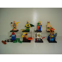 Bob Esponja Bonecos = Lego Patrick Sirigueijo Sandy Mr Puff