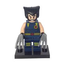 Wolverine X-men - Estilo Lego - Marvel