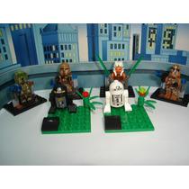 Star Wars Ahsoka Tano R2q5 R8v2 Troppers Defeat The Umbaran