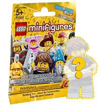 Lego 05 Minifiguras Surpresa Lacrada Série 12 Código 71007