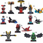 Bonecos Super-heróis Marvel Vingadores Dc Liga Da Justiça