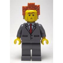 Lego Original Movie Filme - Lord Dos Negócios Business