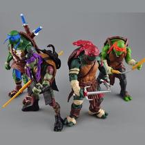 Tartarugas Ninja Tmnt Leonardo Rafael Michelangelo Donatello