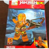 Ninja Go Ninjago Elephant Compatível Com Lego Modelo 4