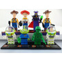 Lego Toy Story - Kit Com 8 Bonecos Marca Sworld