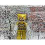 Wolverine Templo Do Samurai X-men Lego Compatível