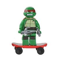 Raphael Tartaruga Ninja Tnmt Lego Compatível Cod 061 Rafael