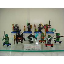 Tartarugas Ninjas Donatello Destruidor Dr. O