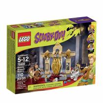 Lego Scoobydoo 75900 Mummy Museum Mystery - 110 Pç