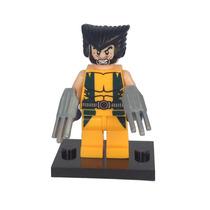 Wolverine - Estilo Lego - Marvel