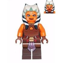 Lego Boneco Series Star Wars - Jedi Ahsoka - Ocolecionador