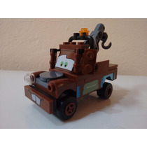 Lego Cars Disney - Tow Mater - Carros
