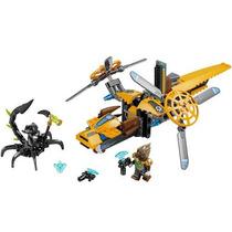 Brinquedo Menino Lego Avião Lavertus Legends Of Chima Sort 1