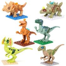 Lego Jurassicworld Jurassic Park Kit Dinossauros Fretegratis