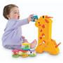 Girafa Em Blocos Peek A Blocks - Mattel