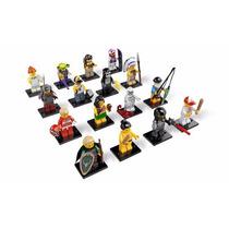 Lego Minifigures 8803 Series Ill Coleção Completa, Nova!