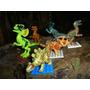 Jurassic World Jurassic Park Kit Dinossauros = Lego Figura