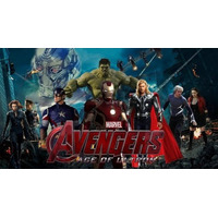 Avengers Age Of Ultron Hulk Iron Man Thor Nick Fury Capitão