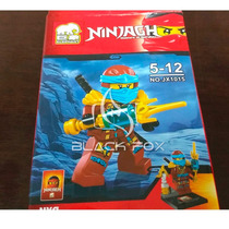Ninja Go Ninjago Elephant Compatível Com Lego Modelo 3