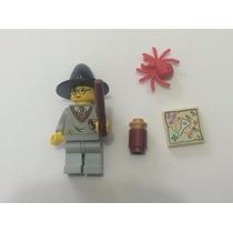 Lego Original Harry Potter Com Acessórios Chapéu