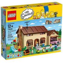 Lego Simpsons 71006 - Super Grande 2523 -ultimo-frete Gratis