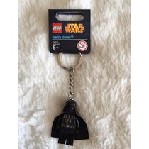 Chaveiro Lego Darth Vader Star Wars Miniature Original Eua