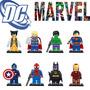 Compatível Lego Super Heróis Hulk, Thor, Wolverine E Outros