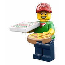 Lego Minifigures Series 12 Pizza Delivery Man By Tbc