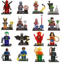Lembrança Para Festa Aniversário Menino, Lego Super Herois