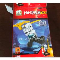 Ninja Go Ninjago Elephant Compatível Com Lego Modelo 7