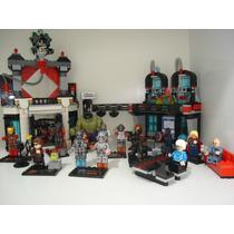 Vingadores Era De Ultron Feiticeira Scarlate 16 Bonecos Lego