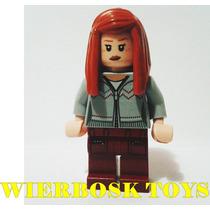 Coleção Lego Harry Potter - Ginny Weasley Set 4840 Rarissimo